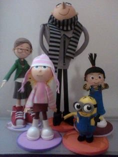 Despicable Me  fofucha
