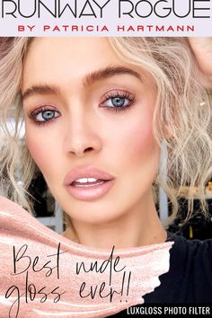 Makeup Looks For Brown Eyes, Smokey Eye For Brown Eyes, Makeup Tips, Beauty Makeup, Hair Beauty, Makeup Ideas, Shimmer Lip Gloss, Summer Makeup, Gorgeous Makeup