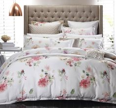 Botanica Quilt Cover Set Range Multi | Manchester Warehouse Decor, Multi, Bed, Furniture, Home Decor, Settings, Comforters