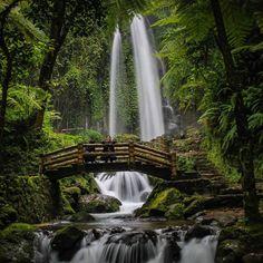 Curug Jumog, Kabupaten Karanganyar, Jawa Tengah