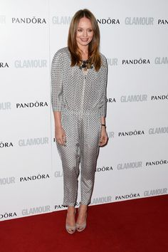 Laura Haddock attends Glamour Women of the Year Awards 2013 at Berkeley Square Gardens on June 4, 2013 in London, England.
