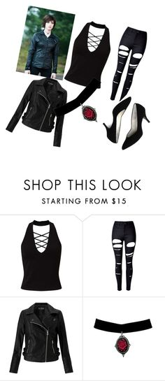 """Shopping W/ Alice Cullen"" by vinyalscratch200 ❤ liked on Polyvore featuring beauty, Cullen, Miss Selfridge and WithChic"