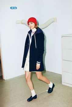 Maison Kitsuné Fall 2015 Ready-to-Wear Fashion Show
