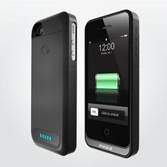 PhoneSuit Elite Battery Case (for iPhone 4 and 4S)