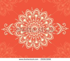 Mandala Vector Circle Stock Vectors & Vector Clip Art | Shutterstock