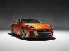 Jaguar F-Type SVR: 25Pk meer voor 25.000,- euro meerprijs