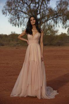 LARK – Evie Young Bridal Bridal Dresses, Girls Dresses, Flower Girl Dresses, Bridesmaid Dresses, Young Wedding, Designer Wedding Gowns, Bridal And Formal, Wedding Dress Shopping, Boho Style