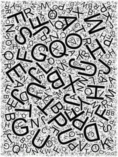 Scattered Letters
