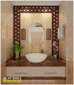Bathroom Designs In Kerala kerala-style-bathroom-designs (1000×999) | house bathroom