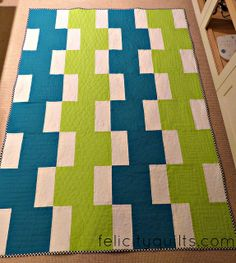 Land and Sea by felicity.quilts, via Flickr