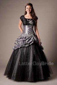 Modest Prom Dresses : Poppy