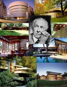 Frank Lloyd Wright #ACMPin #ACMEStudio                                                                                                                                                     More