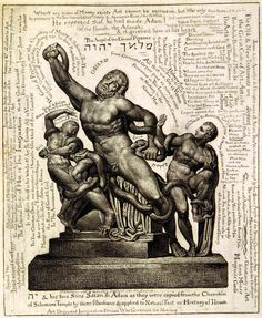 Laocoön, copy B, c. 1826-27 (Collection of Robert N. Essick): electronic edition