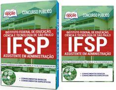Apostila concurso IFSP Assistente em Administração