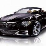 Convertible BMW, a dream car
