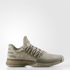 a700f094cd2f Adidas Harden Vol. 1 Shoes (Trace Cargo   Linen Khaki   Running White)