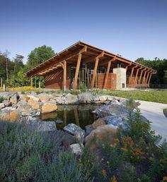 organic architecture | Organic Architecture | **inspiratie nieuwe Vrije School Zutphen**