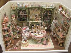 Christmas all year from Miniatures by Sandra