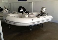 Wow, I really love this boat! :) Reefrider 340 Inflatable Boat