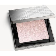 Burberry Fresh Glow Highlighter – Pink Pearl No.03 ($70) ❤ liked on Polyvore featuring beauty products, makeup, face makeup, burberry cosmetics, highlight makeup, burberry and burberry makeup