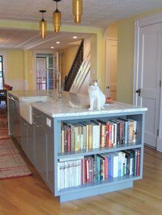 cook book shelf