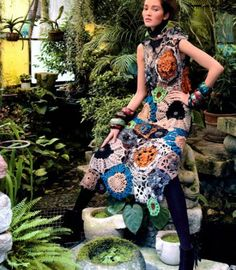 Diseñador Crochet: Missoni