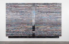Mixed Media - Language Series, 2011. Courtesy of Lisson Gallery.