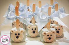 Sweet Cucas and Cupcakes by Rosângela Rolim: Cakepop Grandes