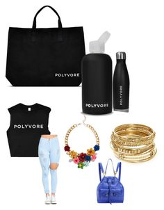 """#ContestOnTheGo #ContestEntry"" by italiamaria on Polyvore featuring bkr, Talbots, ABS by Allen Schwartz, Juicy Couture, contestentry and ContestOnTheGo"