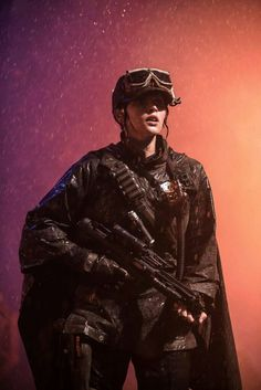 Jyn Erso... The movie Rogue One WILL make you cry unless you have a heart of steel