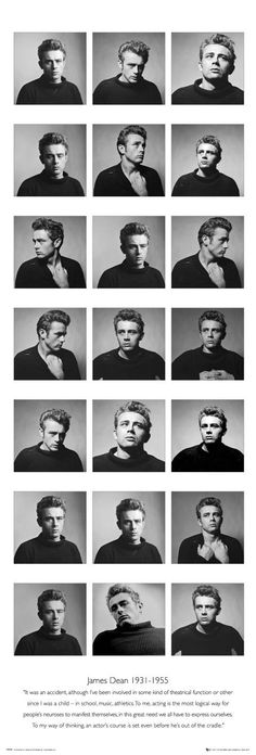 """JAMES DEAN - """"THE TORN SWEATER SERIES"""" BY ROY SCHATT. Basically my favorite thing ever"""