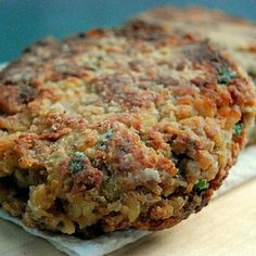 ... on Pinterest | Risotto Cakes, Baked Scallops and Maryland Crab Cakes