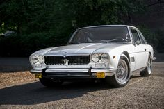 Maserati Mexico. As if those two names together aren't cool enough, it's got the looks too - LGMSports.com