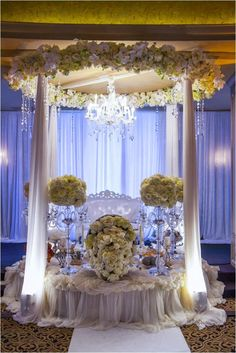 Taking your Wedding to the Next Level with Chandeliers ~   John Ly Photography, Belle of the Ball | bellethemagazine.com