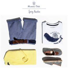 Massimo Dutti boy style