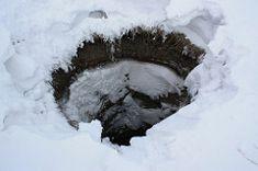 Kaevanduse tuulutusšurf / Ventilation shaft Estonia