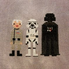 Star Wars, Pixel People