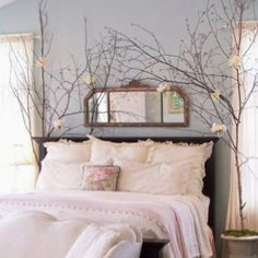 Trees in the room