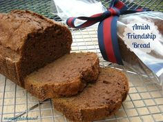 Mommy's Kitchen - Country Cooking & Family Friendly Recipes: Amish Friendship Bread