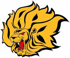 Lion Sports Logos | Golden Lion Logo