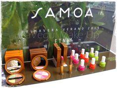 Nuevo post!! La nueva colección primavera verano 2015 de Etnia Cosmetics se llama Samoa!! http://lavegui.blogspot.com.es/2015/05/samoa-la-nueva-coleccion-primavera.html