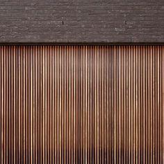 Tsukuba University, Japan BoP Architecture Agora Theatre un studio, Netherlands wood facade Block A Noordstrook Timber Cladding, Exterior Cladding, Wood Architecture, Architecture Details, Amazing Architecture, Facade Design, House Design, Wooden Facade, Black Brick