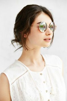 76c84086e52 Round sunglasses Circle Sunglasses