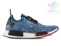 Adidas Nmd Sneakers | Homme/Femme NMD Runner Primeknit Collegiate Navy Blue BA8598 - 1604180384 - Officiel Adidas Site,Achat de adidas basket Pas Cher en france
