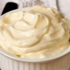 Mayonnaise mousseline