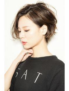 Short Sassy Haircuts, Short Hairstyles For Women, Pretty Hairstyles, Short Hair Cuts, Hair Color And Cut, Cut My Hair, Shot Hair Styles, Anime Hair, Great Hair