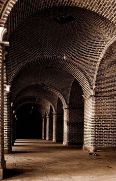 Brickwork Iran.