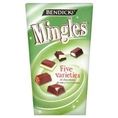Bendicks Mingles | 29 Foods From Your Childhood That Didn't Come Back In 2015