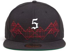 75a20346d11 Scape 59Fifty Fitted Cap by BLACK SCALE x NEW ERA