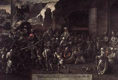 Way to Calvary (1527) - Albrecht Durer